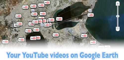 Гео-бомбардирање со YouTube