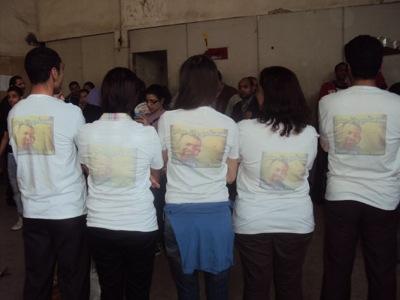 Wael-tshirt