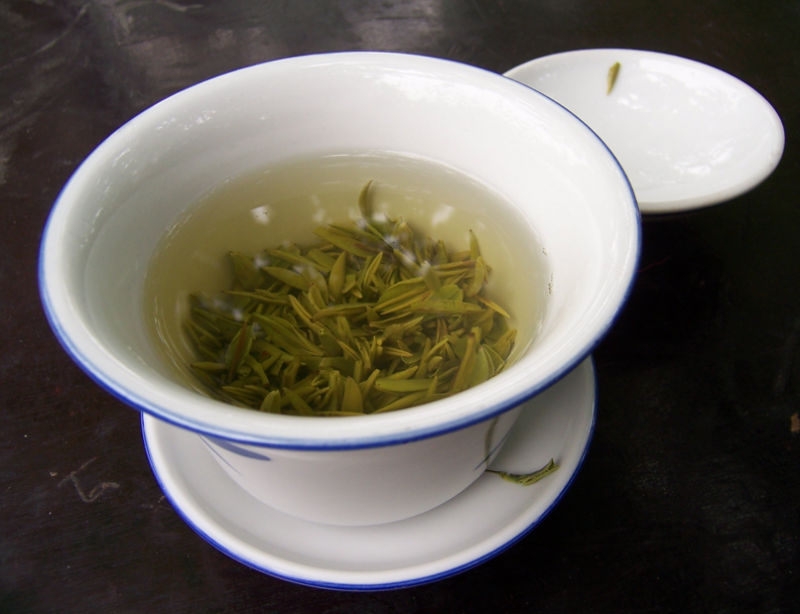 Green tea by mckaysavage (CC BY 2.0)