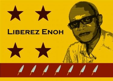 Liberez Enoh by PEN American Center is licensed under a Creative Commons Attribution-NonCommercial 3.0 Unported License