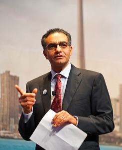 Fadi Chehade, CEO of ICANN. Image by ICANN. (CC BY-SA 3.0)