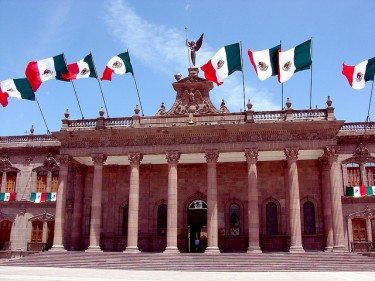 Nuevo Leon's Government Palace. Photo by Flickr user David Light Orchard (CC BY-SA 2.0)