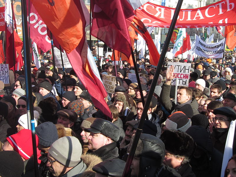 Alexey Navalny at a Moscow rally in March 2012. Photo by Bogomolov.PL. (CC BY-SA 3.0)