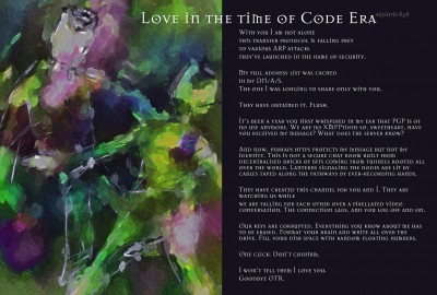 Love in the Time of Code Era