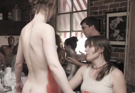 Of vimeo nakedness art Weird Universe: