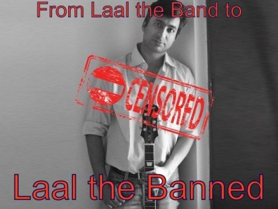 Laal banned campaign image from Laal Facebook page.