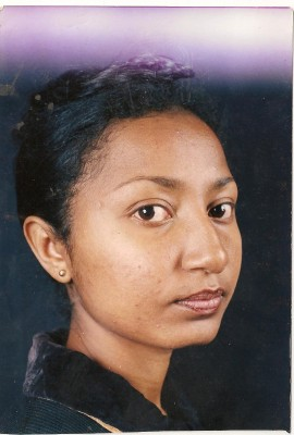 Journalist Reeyot Alemu, jailed in Ethiopia since 2011. Photo used with permission.