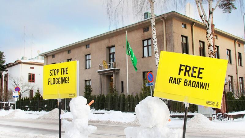 تصوير Amnesty Finland على فليكر