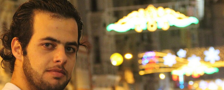 Asaad Hanna. Photo from Twitter banner, @AsaadHannaa.