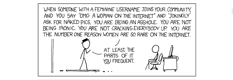 """px plz"" by xkcd, licensed for reuse."