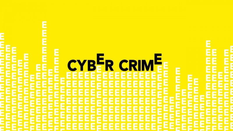 Cybercrime graphic by Free Press Unlimited, labeled for reuse.