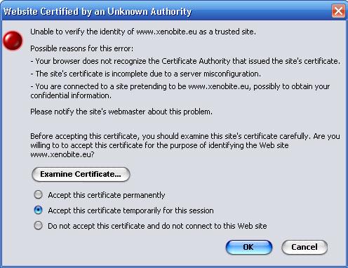 Accept Tor Check