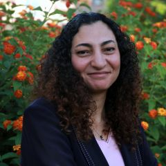 Un pequeño retrato de Rasha Abdulla