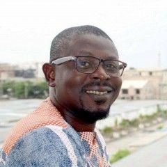 Ein kleines Porträt von Nwachukwu Egbunike